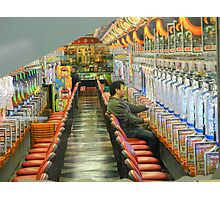 Nagoya Slot Parlour Photographic Print