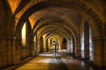 The Man in The Crypt by hebrideslight