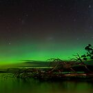 Aurora Australis, Huon Estuary  by NickMonk