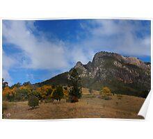 Mount Maroon- Scenic Rim. Southeast Queensland. Poster