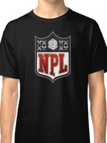 Nerd Poker League Classic T-Shirt