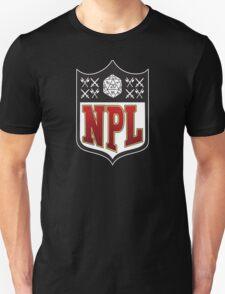 Nerd Poker League Unisex T-Shirt