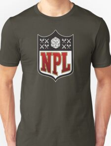 Nerd Poker League T-Shirt