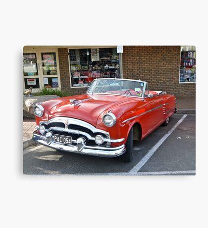 1954 Packard Convertible  Canvas Print