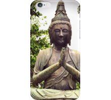Buddha Japan iPhone Case/Skin