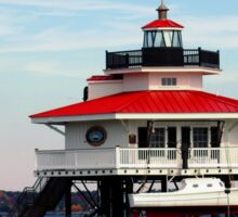 Choptank River Lighthouse Sticker