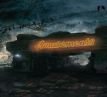 Amusements by Robert Jackson