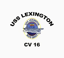 USS Lexington CV 16 T-Shirt