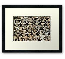 Angkor Wat Dancers Framed Print
