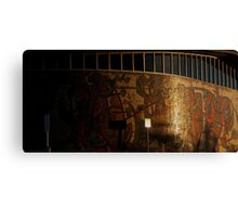 Old Queensland Library - Mosaic Canvas Print