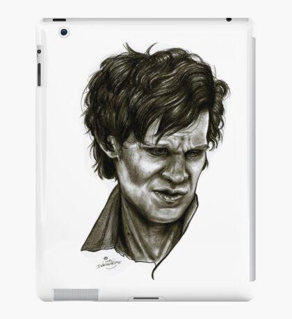 """Choices"" (Matt Smith/Doctor Who) iPad Case/Skin"