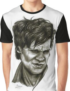 """""""Choices"""" (Matt Smith/Doctor Who) Graphic T-Shirt"""