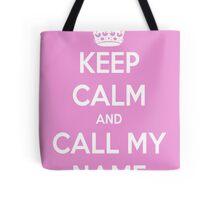 Call My Name - cheryl Tote Bag