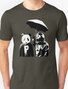 saving panda Unisex T-Shirt