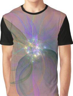 Fairy Blossom Fractal Graphic T-Shirt