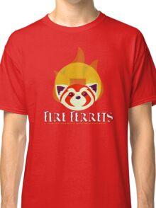 Team Fire Ferrets Classic T-Shirt