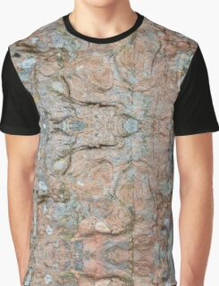 Orkney sandstone and lichen Graphic T-Shirt