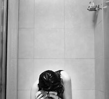Solace in the Shower by HoaK
