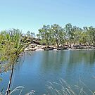 Manning gorge, Kimberley, Western Australia  by Margaret  Hyde