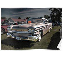 1958 Oldsmobile Eighty-Eight Poster