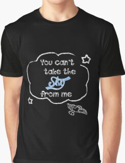 Firefly Serenity You can't take the sky from me Graphic T-Shirt