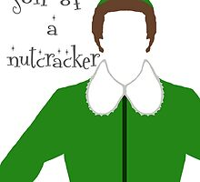 Buddy the Elf - Son of a Nutcracker by Kelly Ferguson