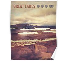 Great Lakes Poster