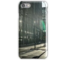 Canal St. Shadows iPhone Case/Skin