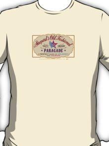 Paragade Soda Logo Yellow T-Shirt