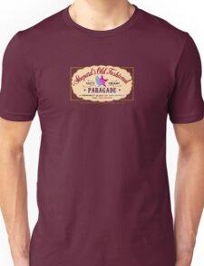 Paragade Soda Logo Yellow Unisex T-Shirt