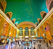 Grand Central Terminal - NYC by sxhuang818