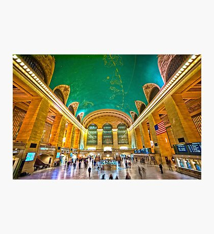 Grand Central Terminal - NYC Photographic Print
