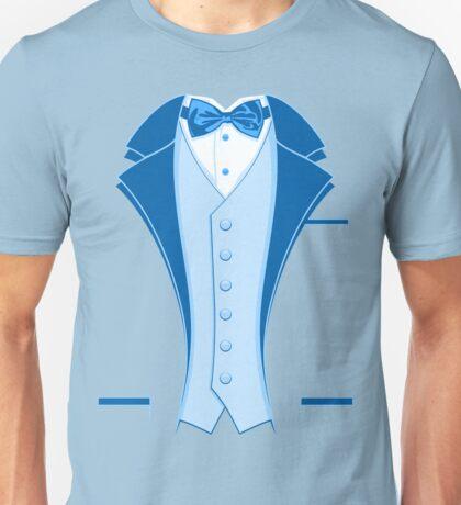 Tuxedo Blue Unisex T-Shirt