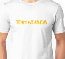 Team Weasleys Unisex T-Shirt
