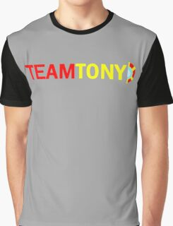 Team Tony Graphic T-Shirt