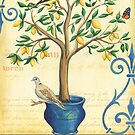 Lemon Tree of Life by DebbieDeWitt