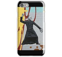 The Sporty Priest iPhone Case/Skin