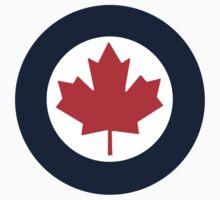 RCAF Roundel Baby Tee