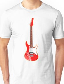 Coca Cola 'Christmas' Guitar Unisex T-Shirt