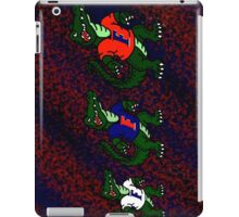 Albert Gator iPad Case/Skin