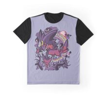 Gengarite Graphic T-Shirt