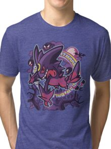 Gengarite Tri-blend T-Shirt