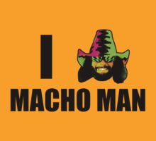 I Heart Macho Man by Raging Cynicism