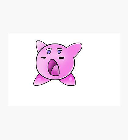 Kirby Photographic Print