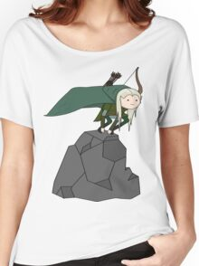 Legolas Time Women's Relaxed Fit T-Shirt