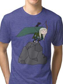 Legolas Time Tri-blend T-Shirt
