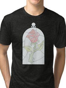 Enchanted Rose Tri-blend T-Shirt