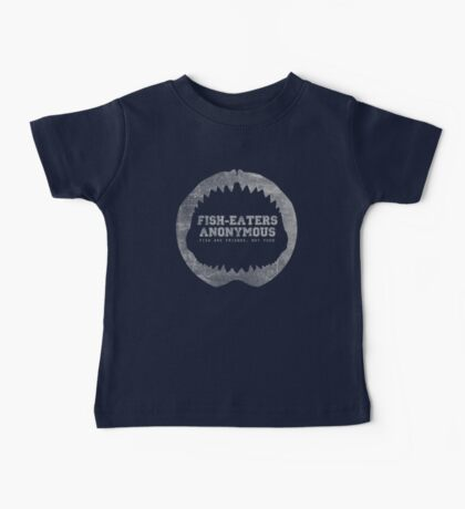 Fish-Eaters Anonymous Baby Tee