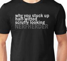 Nerfherder Unisex T-Shirt