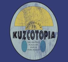 Kuzcotopia by rebeccaariel